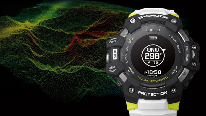 Легендарные часы Casio G-Shock стали