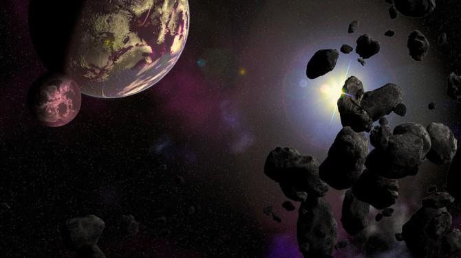 Доказательства падения огромного астероида 430 тысяч лет назад обнаружены в Антарктиде