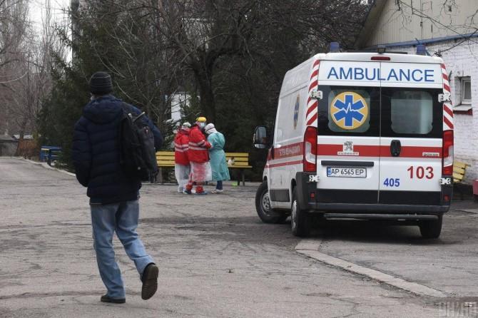 В Украине за сутки обнаружили более 17 тысяч новых инфицированных на ковид