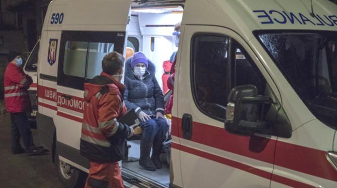 Коронавирусом в Украине за сутки заболели 16 427 украинцев