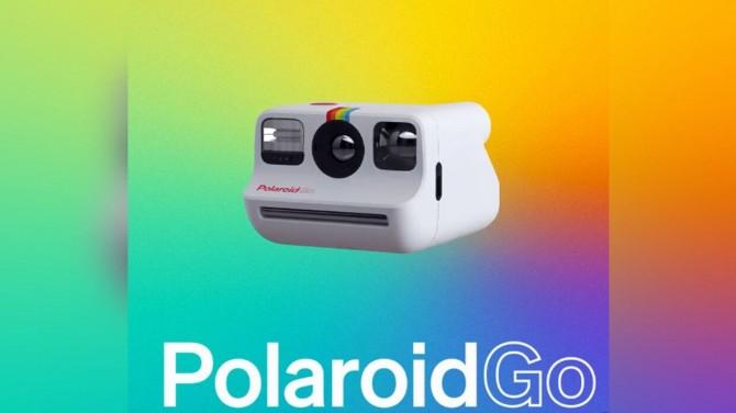 Polaroid представила самую компактную в мире камеру мгновенной печати снимков