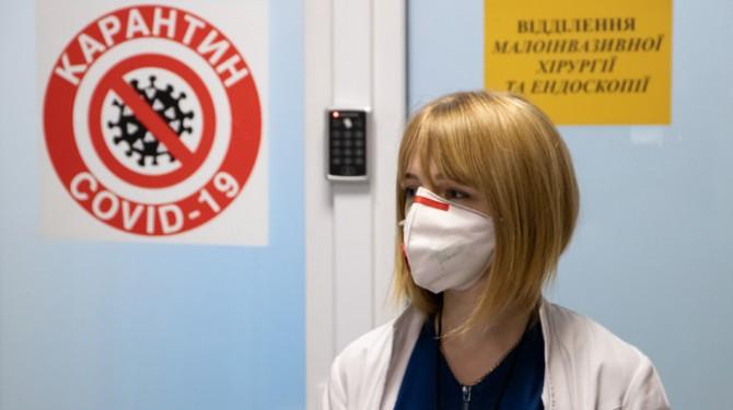На коронавирус в Украине заболело 5 062 людей и ни единой прививки за сутки в восьми областях
