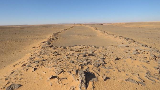 В Саудовской Аравии нашли сотни строений старше Стоунхенджа