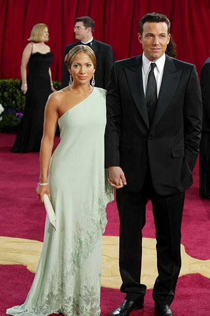 Дженнифер Лопес проводит время с бывшим женихом Беном Аффлеком
