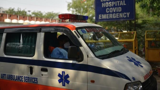Более 400 тысяч новых случаев заражения коронавирусом выявили в Индии за сутки