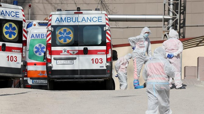 Коронавирусом в Украине за сутки заболели более шести тысяч человек