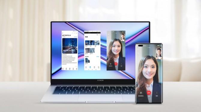 Honor представила доступные ноутбуки MagicBook X