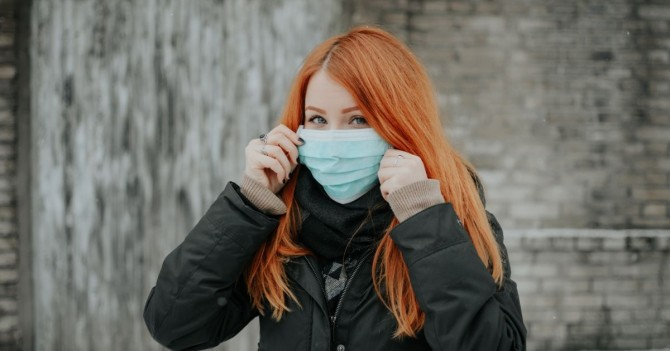 Коронавирус в Украине резко пошел на спад