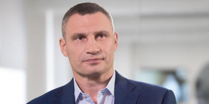 В Киеве силовики пришли с обысками к Виталию Кличко