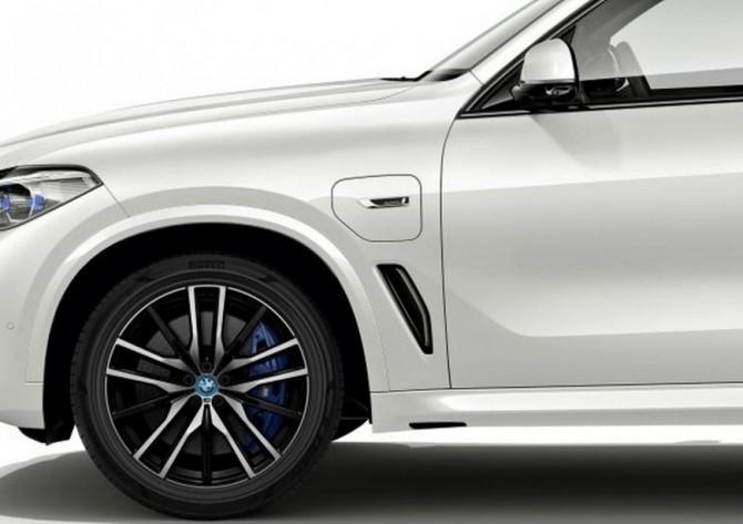 Pirelli выпустил первые в мире экологически чистые шины для подключаемого гибрида BMW X5
