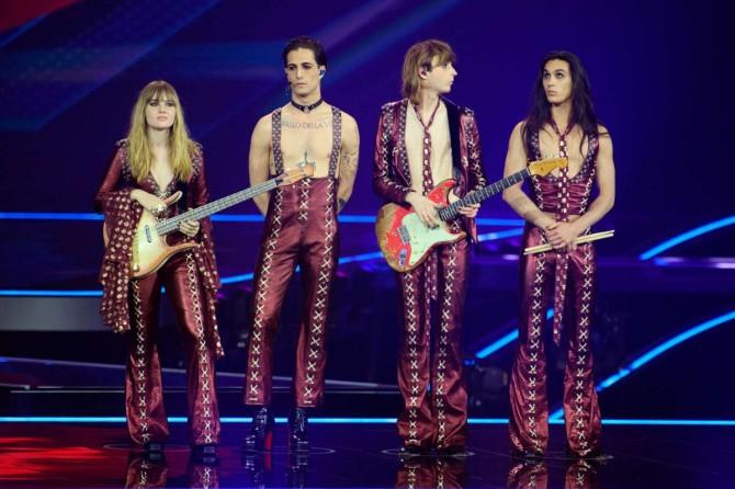 Италия победила на Евровидении с хитом Zitti E Buoni