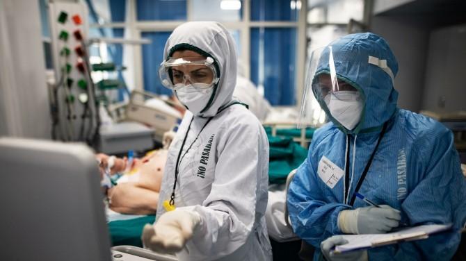 Жертвами коронавируса в Украине за сутки стали 249 украинцев