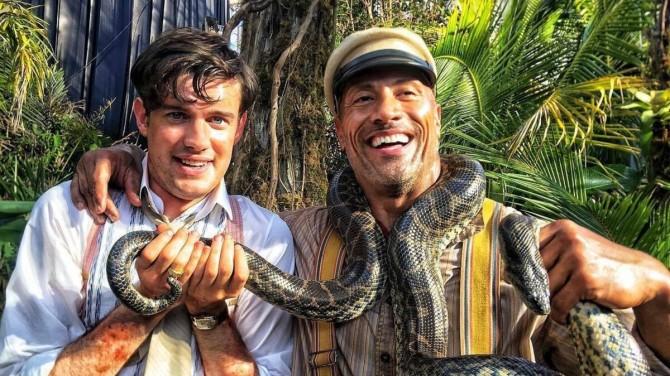Вышел второй трейлер «Круиза по джунглям» с Дуэйном Джонсоном (ВИДЕО)