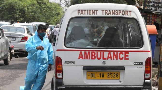 В Индии умер пациент, у которого были выявлены три «цветные» грибковые инфекции