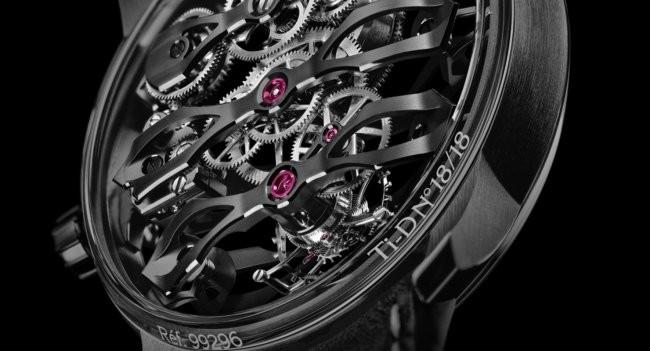 Представлены первые часы, созданные Girard-Perregaux совместно с Aston Martin