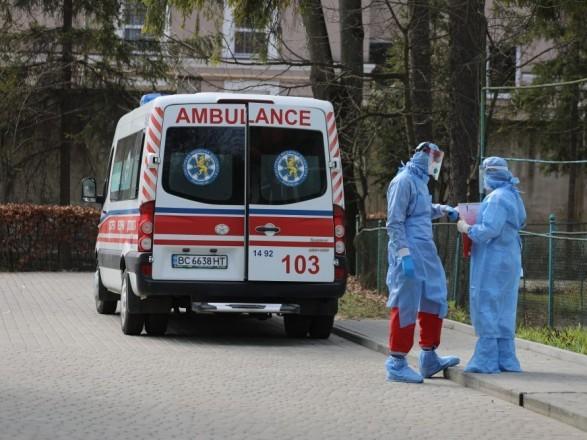 За сутки в Украине на коронавирус заболели 2 266 человек