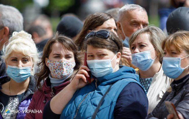 В Украине за сутки коронавирусом заболели еще 1897 человек