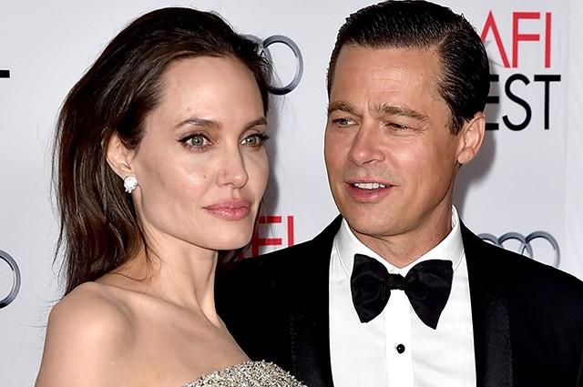 Анджелина Джоли заявила, что трое ее детей хотели дать показания против своего отца Брэда Питта