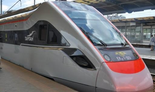 Из Киева в Одессу будет курсировать новый скоростной поезд