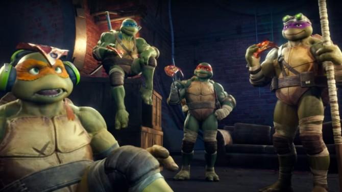 Анимационный перезапуск «Черепашек-ниндзя» выйдет в августе 2023 года