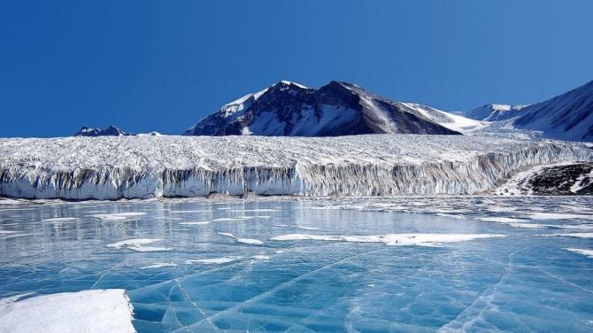 Дату открытия Антарктиды сдвинули на тысячу лет в прошлое