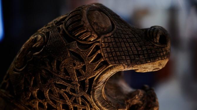 Отступающий ледник в Норвегии открыл артефакты викингов