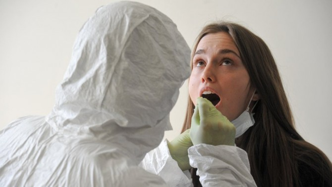 Названы три новых симптома коронавируса SARS-CoV-2