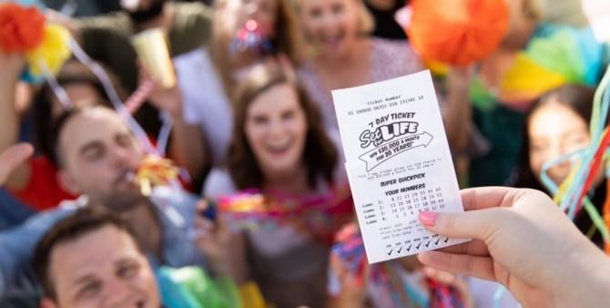 В Австралии неизвестный сорвал джек-пот в лотерею, но уже полгода не забирает приз