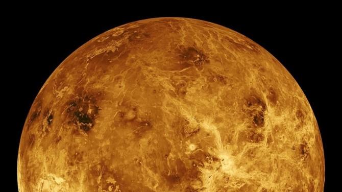 На Венере заметили признаки тектонической активности