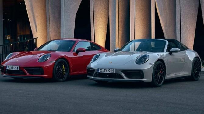 У Porsche 911 появилась новая версия GTS