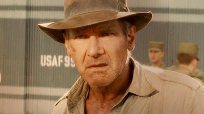 Харрисон Форд получил травму на съёмках «Индианы Джонса 5»