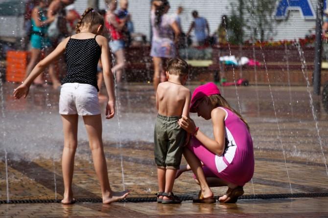 В Украину после сильной жары ворвется похолодание