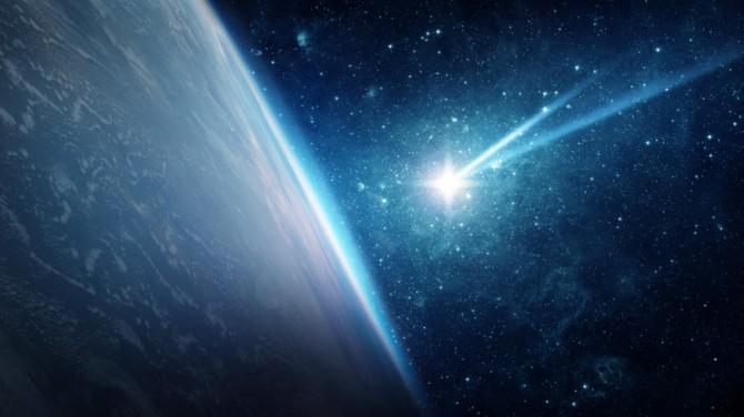 Найдены следы кометы, изменившей историю человечества