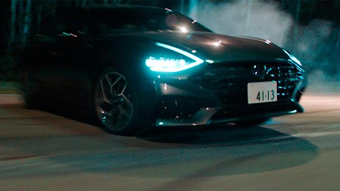 Hyundai Sonata N Line дебютирует в голливудском блокбастере (ВИДЕО)