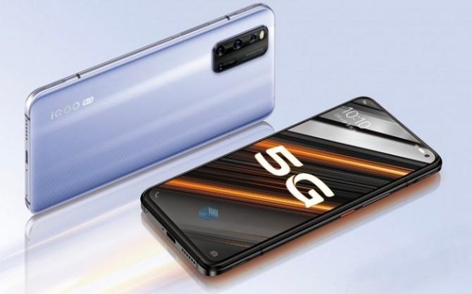 Vivo презентует новые смартфоны iQOO