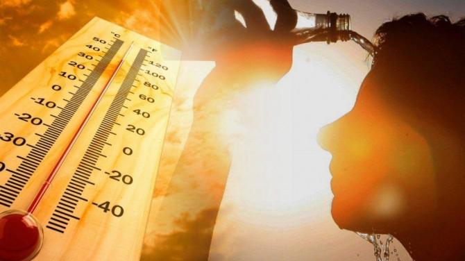 Учёные предупредили о рекордно высоких температурах воздуха в ближайшие десятилетия