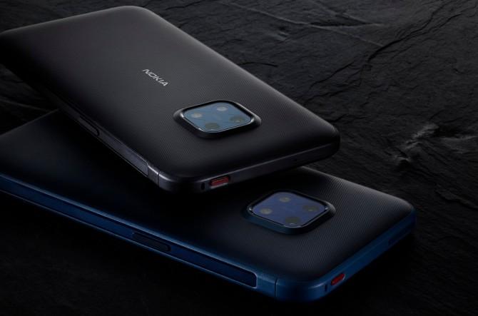 Nokia представила ударопрочный смартфон XR20 среднего класса