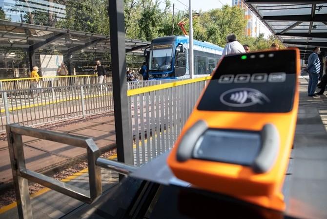 С 12 августа в Киеве возобновит работу скоростной трамвай на маршрутах №1 и №3