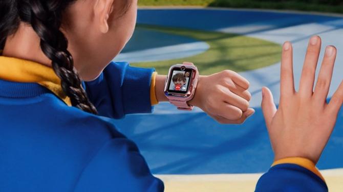 Компания Huawei анонсировала детские умные часы Children's Watch 4 Pro