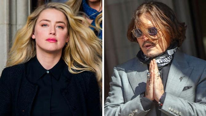 Джонни Депп одержал ключевую победу в суде над бывшей супругой Эмбер Херд