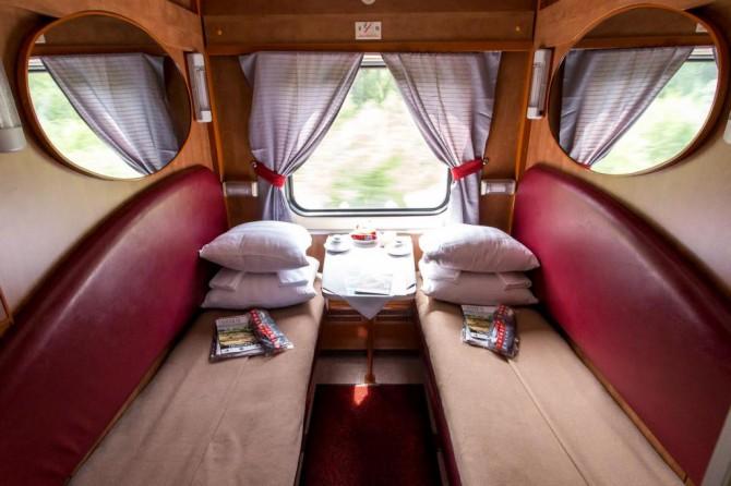 Из Киева в Одессу запускают элитный поезд