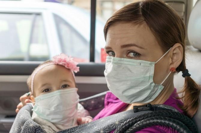 В Украине за сутки выявили 619 инфицированных на коронавирус