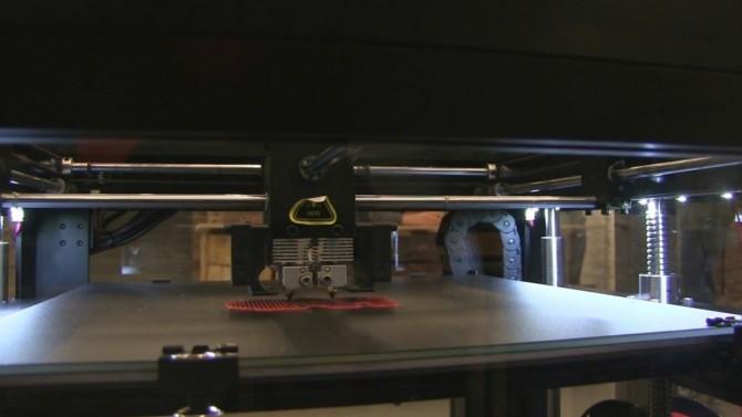 Ученые из Южной Кореи создали метод 3D-печати, позволяющий делать гнущиеся устройства