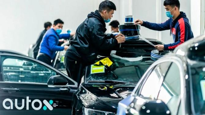 Baidu планирует покорить мировой рынок современных беспилотных авто