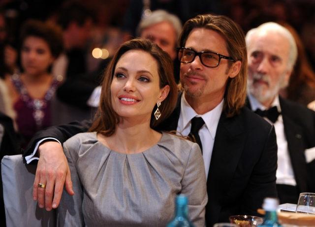 Анджелина Джоли продолжает сыпать обвинения в адрес Брэда Питта