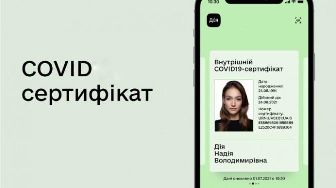 В Киеве у родителей школьников потребуют COVID-сертификаты
