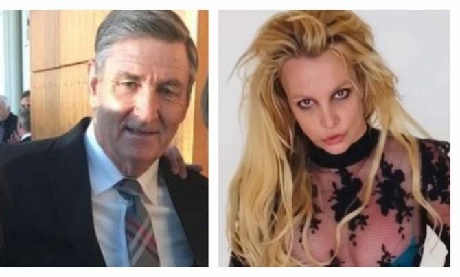 Отец Бритни Спирс подал в суд документы об отказе от опекунства
