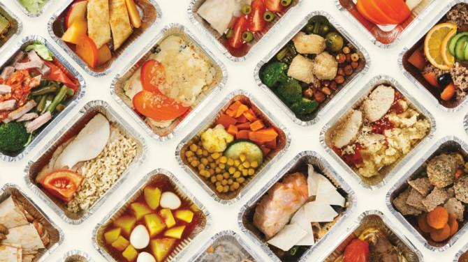 Британский студент два года бесплатно питался свежей едой