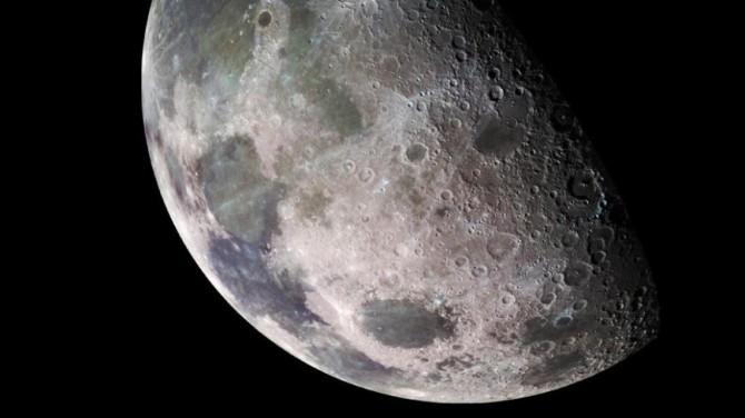 Астрономы объяснили отсутствие древнейших астероидных кратеров на Луне