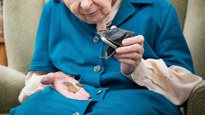Украинки получат надбавку к пенсиям